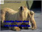 active listening meme